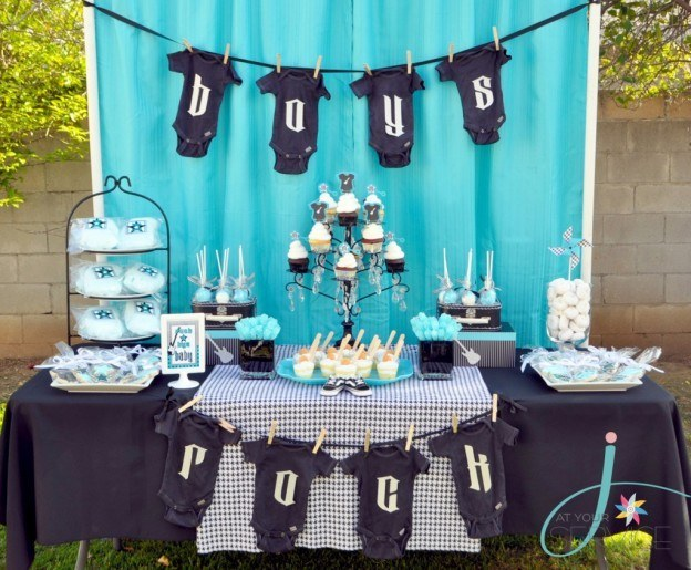 50 Amazing Baby Shower Ideas for Boys | Baby Shower Themes