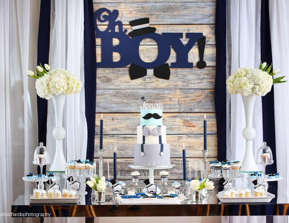 Baby Boy Baby Shower Themes – Fun-Squared